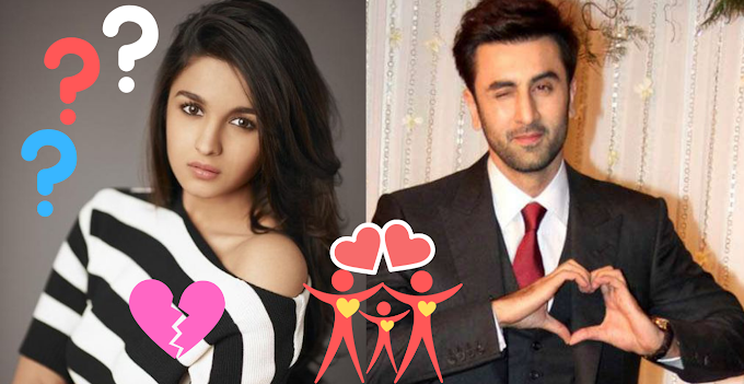 When Ranbir was in front of the danger, Alia opened his mouth with the family of Kapoor