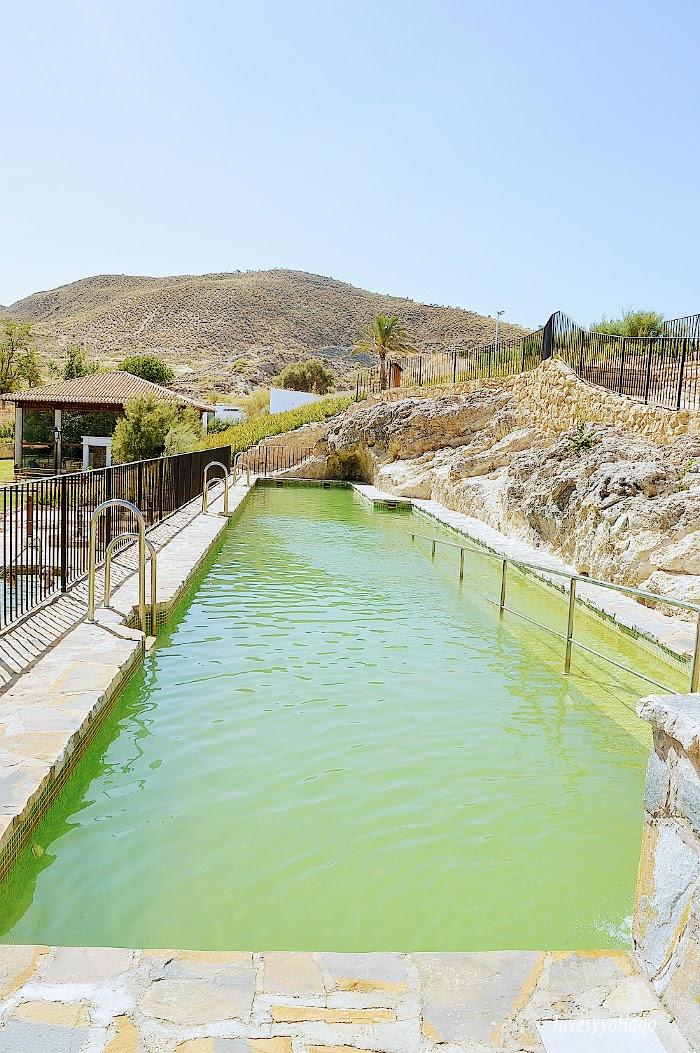 Baños de La Malahá - A una hora de Granada - TuvesyyoHago
