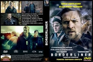 BORDERLINER - PRIMEIRA TEMPORADA COMPLETA