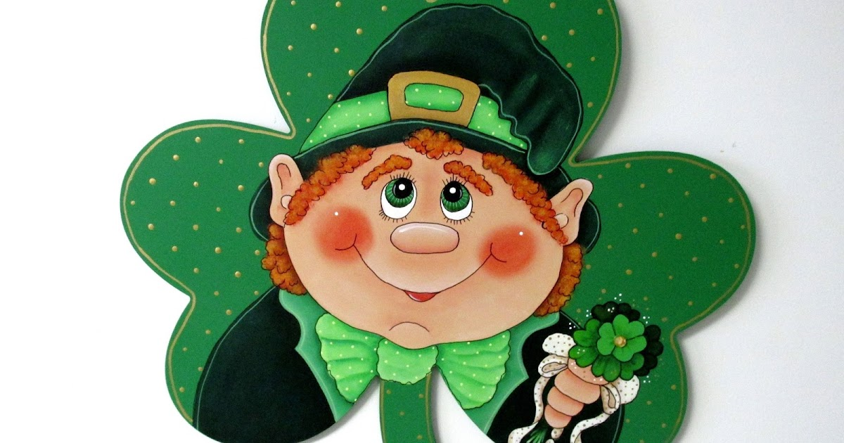 Barb's Heartstrokes: Happy St. Paddy's Day