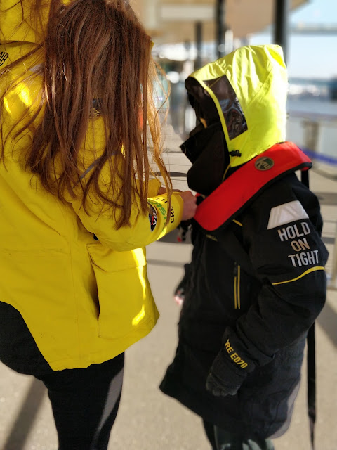 safety checks on the Thames RIB experience