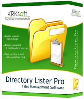 Directory Lister Pro 2.29 Enterprise Multilingual Full Version