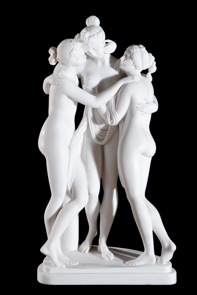 Antonio Canova Три грации