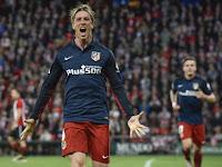 Hasil Skor Liga Spanyol Athletic Bilbao vs Atletico Madrid 0-1