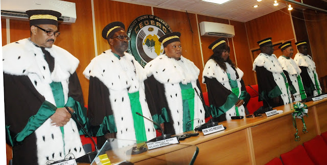 ECOWAS COURT: HOW NIGERIAN GOVERNMENT IS RUNNING AWAY FROM HER SHADOW