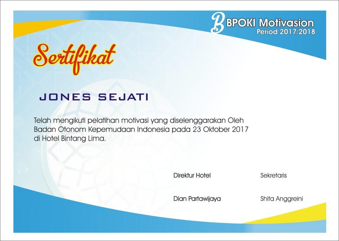 Desain sertifikat selol ink desain sertifikat spiritdancerdesigns Images