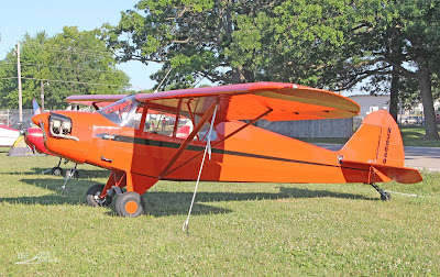 The Aero Experience: EAA AirVenture Oshkosh 2016: Vintage