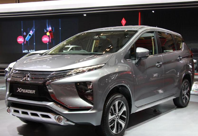 Jual Xpander : 5 Alasan Membeli Mitsubishi Xpander