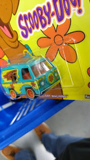Hot Wheels Pop Culture Scooby-Doo! Mystery Machine