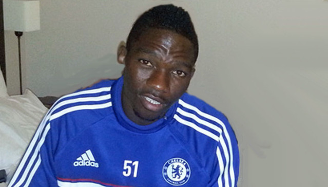Kenneth Omeruo nigeria