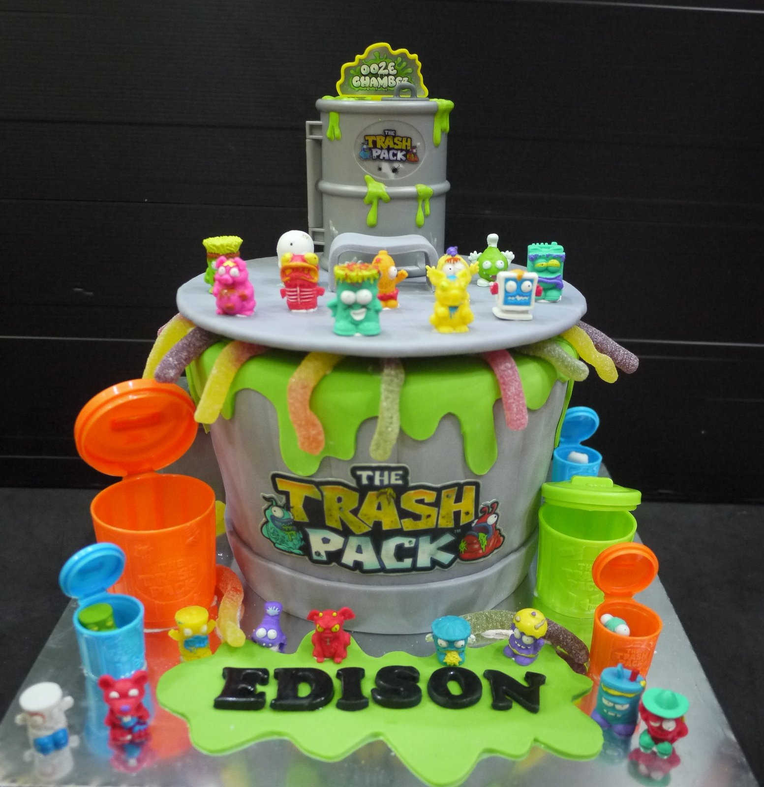 Sweet Perfection Cakes Gallery Code Ttp01 The Trash Pack