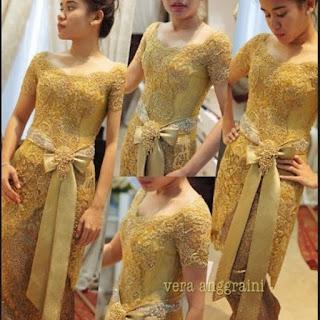 model kebaya dress 2019