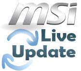 MSI Live Update logo, icon, review and free download