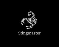 Logotipo inspirado en escorpión