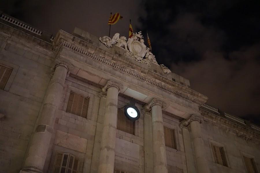 メルセ祭 サン・ジャウマ広場(Plaça de Sant Jaume)
