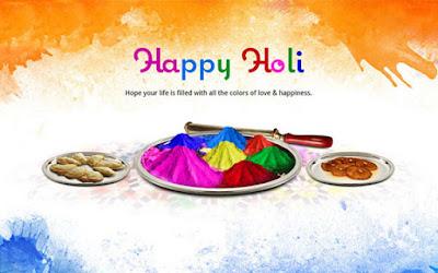 happy holi status wishes 2019