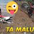 ☆Trilha de Moto - Roia Tentando Destruir a Moto, Moto Voadora e Trilheiro Maluco kkkk