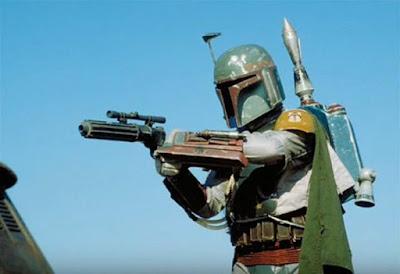 El retorno del Jedi - Episodio VI - La guerra de las galaxias - Star Wars - Boba Fett - el fanicne - ÁlvaroGP