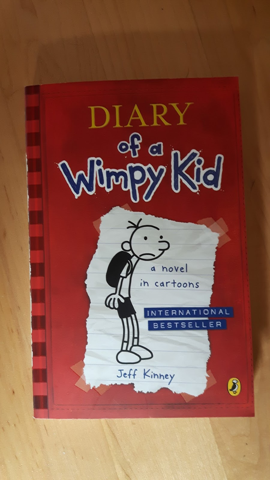 rezension diary of a wimpy kid 1. Black Bedroom Furniture Sets. Home Design Ideas
