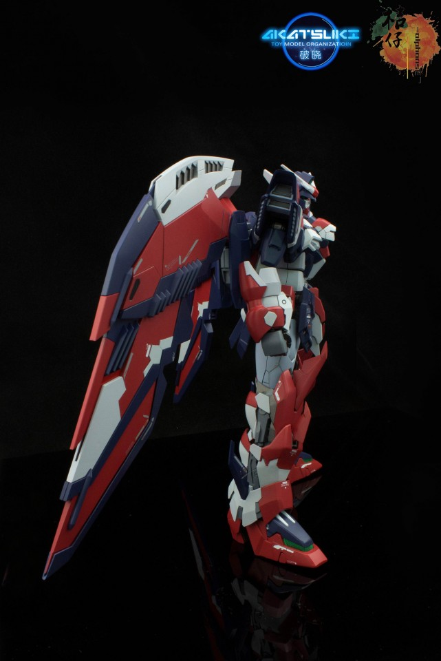Custom Build: MG 1/100 Epyon Gundam EW ver. + LED