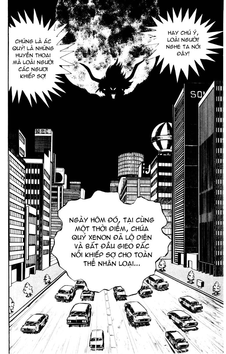 DevilMan chapter 16 trang 14