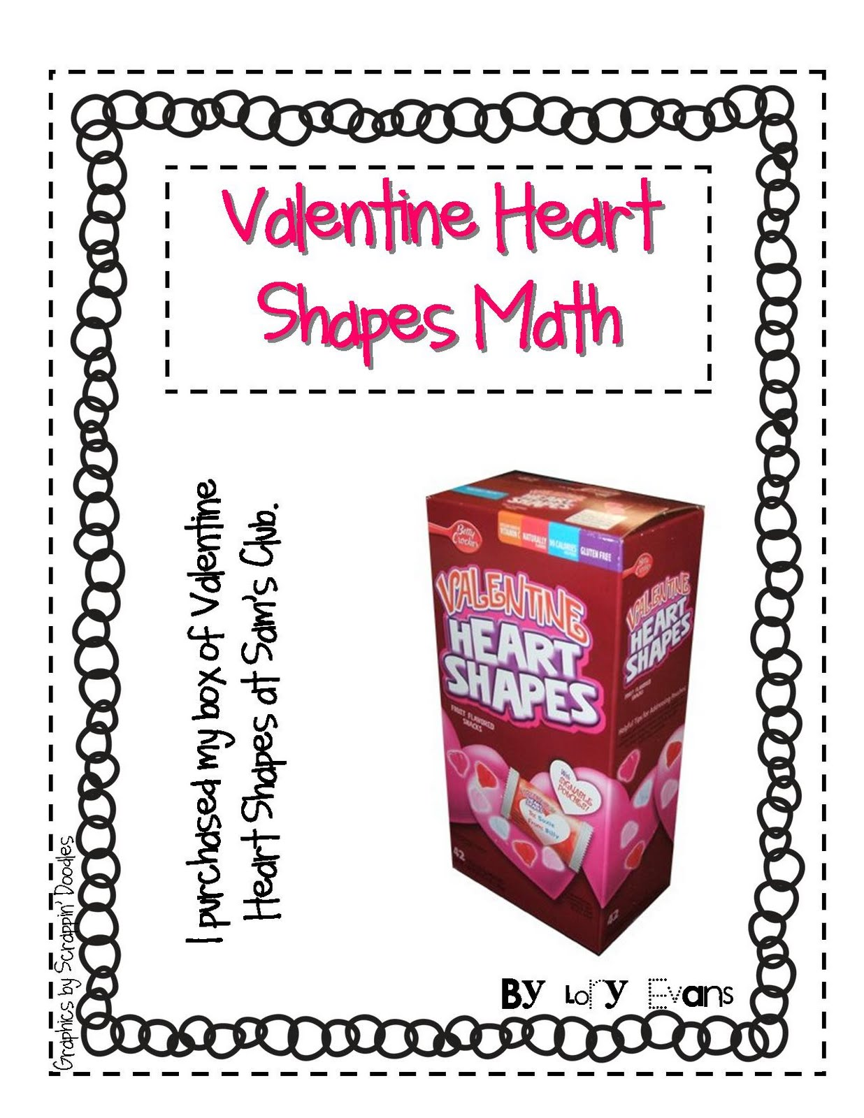 Lory S 2nd Grade Skills Valentine Freebie