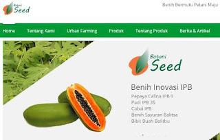 Botani Seed IPB