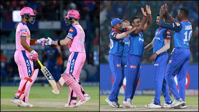 Who will win DC vs RR today match