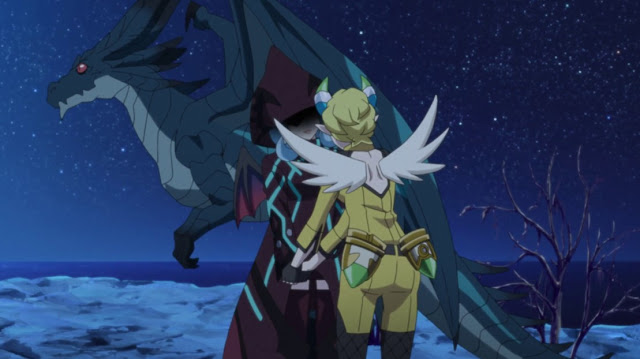 Puzzle & Dragons Cross Episode 41 Subtitle Indonesia
