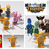 Legendary LEGO Mobile Legends Hero Minifigs (MOC)- #MLBB