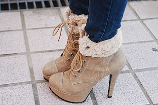 Level Up with Boots Fashion