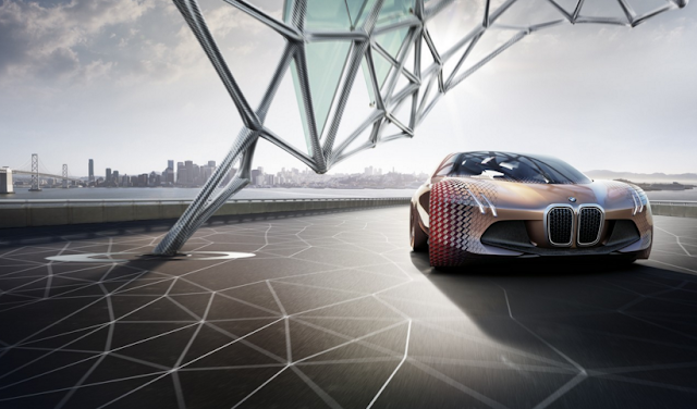 Precios BMW VISION NEXT 100 CONCEPT