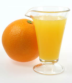 healthtip of orange