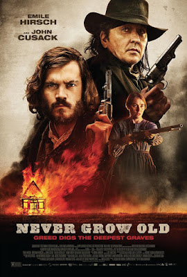 Never Grow Old 2019 DVD R1 NTSC Sub