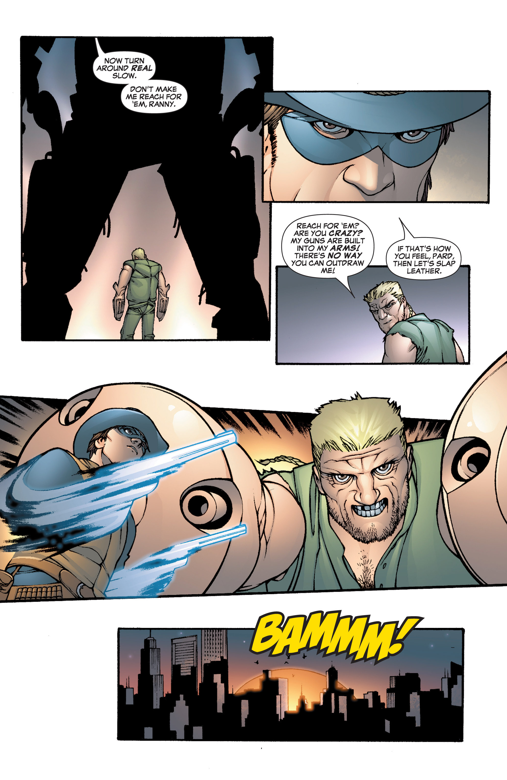 Read online She-Hulk (2005) comic -  Issue #5 - 21