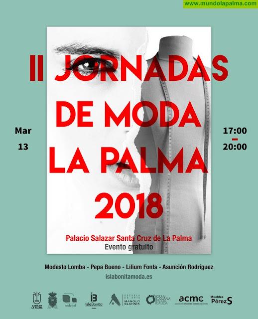 Isla Bonita Moda organiza las Segundas Jornadas de la Moda de La Palma con la participación de ACME