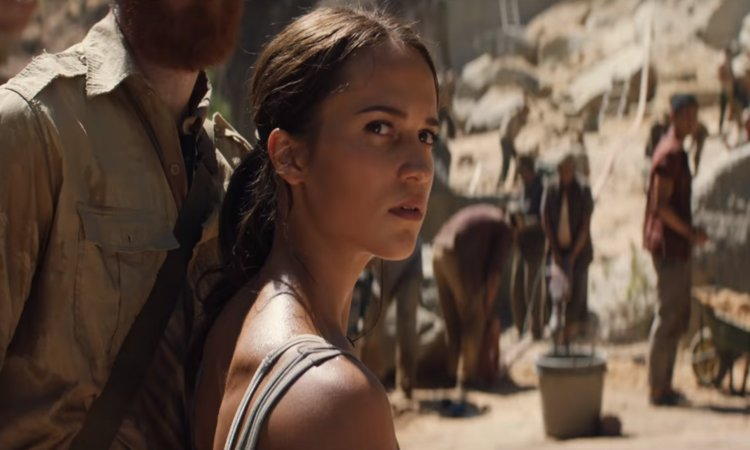 Tomb Raider Film First Look