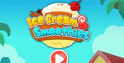 permainan memasak masakan Ice Cream &; Smoothies