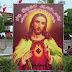 இருதயபுரம் திரு இருதயநாதர் ஆலய  திருவிழா   கொடியிறக்கத்துடன் நிறைவு பெற்றது