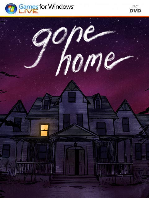 تحميل لعبة Gone Home برابط مباشر + تورنت