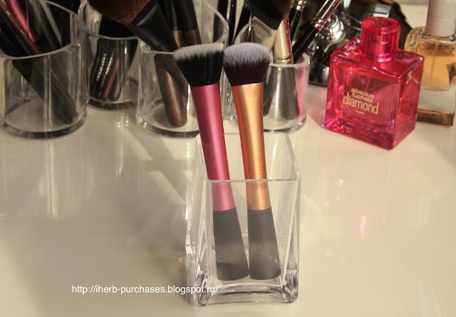 кисть для макияжа отзыв iherb как сделать заказ