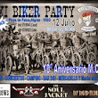 Losto Kinsky na XI BIKER PARTY