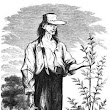 "Be a ""Johnny Appleseed"" with Kindness"