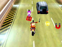 Turbo Moto 3D v4.1 Apk (Mod Money) Terbaru