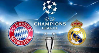 Prediksi Bayern Munchen vs Real Madrid - Semifinal Liga Champions
