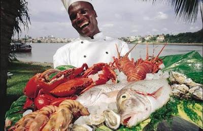 AFRICA - Hoteles en Kenia: Tamarind Mombasa Hotel 1