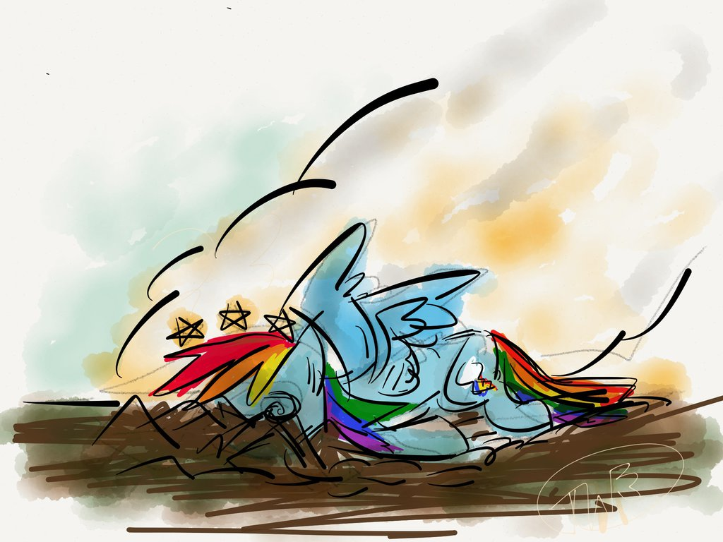 My Little Pony LXXV: Go Go Power Ponies!! [Archive] - Page 2