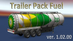 Fuel Trailers Pack v 1.02.00