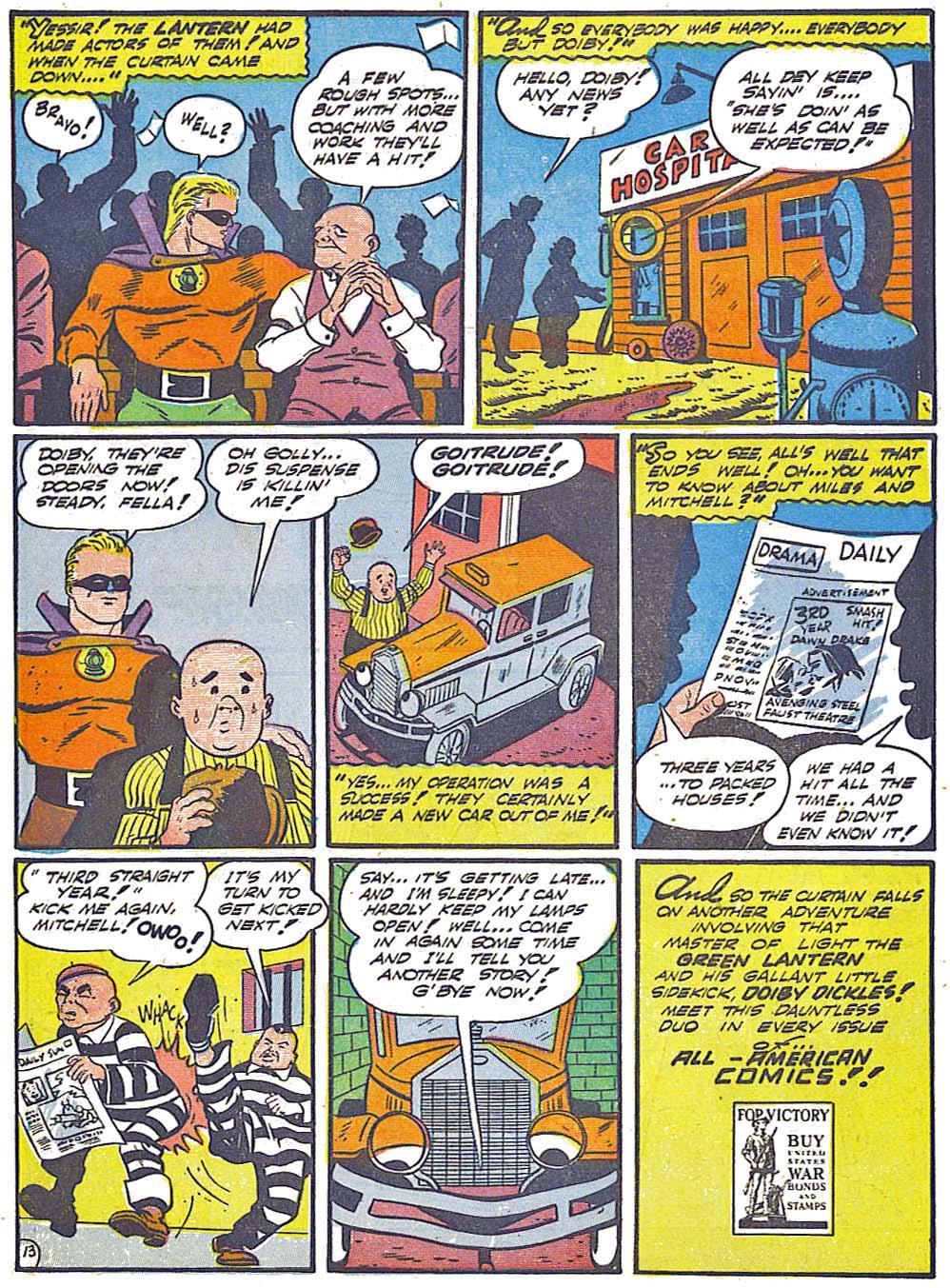 Read online All-American Comics (1939) comic -  Issue #49 - 15