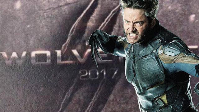Wolverine terá novo filme em 2017, sua classificação será a mesma de Deadpool